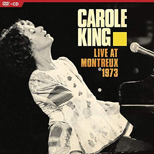 Carole King Live At Montreux 1973 CD DVD