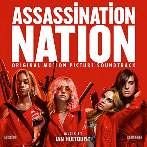Assassination Nation Soundtrack (red Vinyl) Music By Ian Hultquist