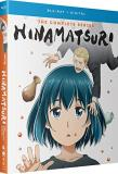 Hinamatsuri The Complete Series Blu Ray Dc Nr