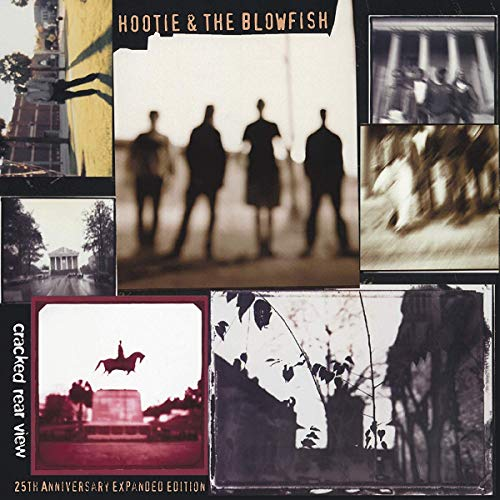 Hootie & The Blowfish Cracked Rear View (25th Anniversary) 3cd DVD Deluxe Edition