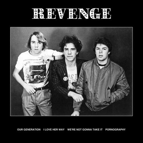 The Revenge The Four Song Ep