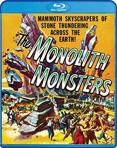 Monolith Monsters Williams Albright Blu Ray Nr