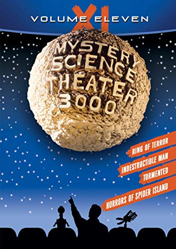Mystery Science Theater 3000 Volume 11 DVD Nr