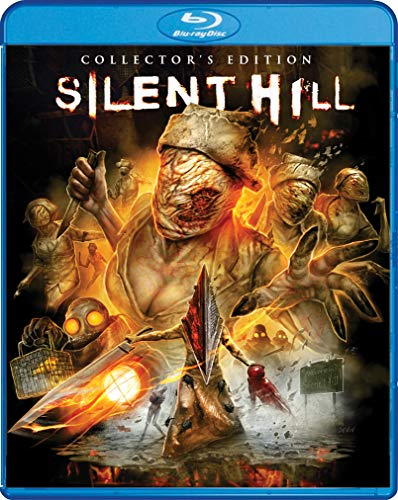 Silent Hill Mitchell Bean Holden Blu Ray R Collector's Edition