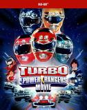 Power Turbo Power Rangers Movie Blu Ray Nr