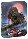 Humanoids From The Deep Morrow Mcclure Blu Ray R Steelbook