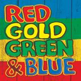 Red Gold Green & Blue Red Gold Green & Blue