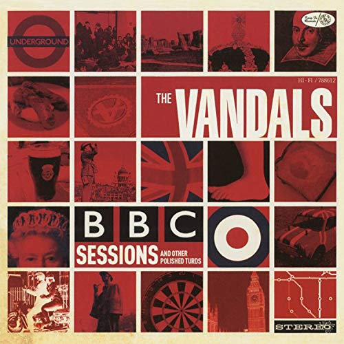 Vandals Bbc Sessions And Other Polishe .