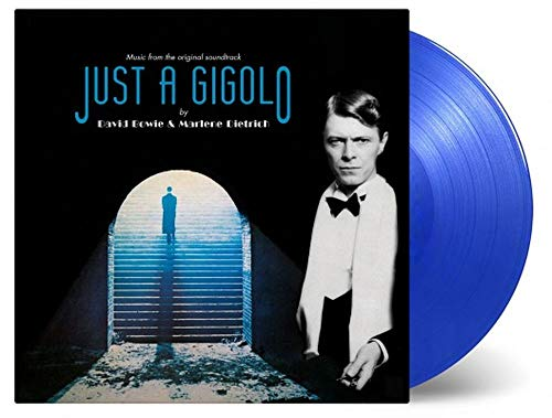 david-bowie-marlene-dietrich-revolutionary-song-just-a-gigolo-transparent-blue-colored-vinyl-first-time-released-as-a-single-limited-numbered-to-8000-indie-exclusive-rsd-2019-exclusive