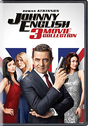 Johnny English 3 Movie Collection DVD Nr