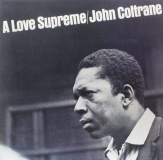 John Coltrane A Love Supreme Black Swirls Vinyl