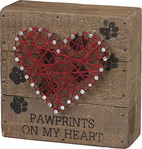 primitives-by-kathy-string-art-pawprints-on-my-heart