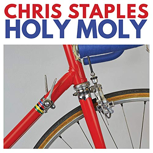 Chris Staples Holy Moly (blue Vinyl) Blue Vinyl W Download Card