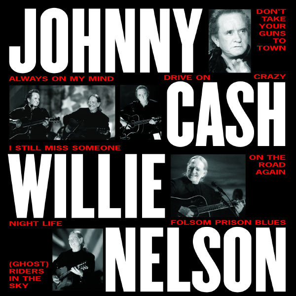 Cash Johnny & Willie Nelson Vh1 Storytellers
