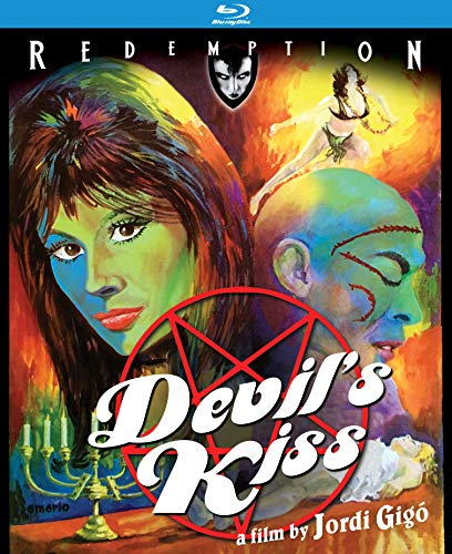 Devil's Kiss Solar Mathot Blu Ray Nr