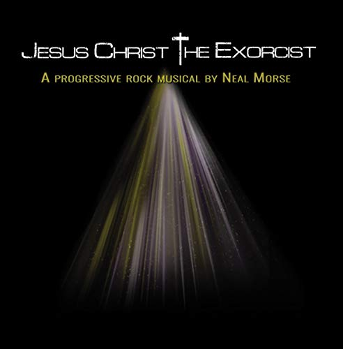 Neal Morse Jesus Christ The Exorcist 3 Lp