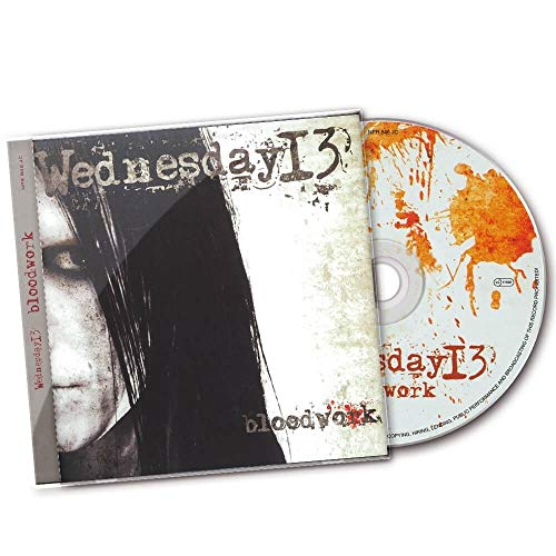 Wednesday 13 Bloodwork