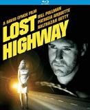 Lost Highway Pullman Arquette Getty Loggia Blu Ray R