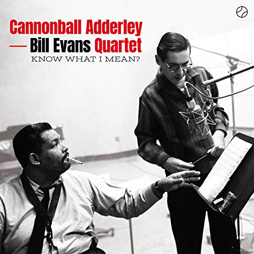 Adderley Cannonball Evans Bill Know What I Mean Lp