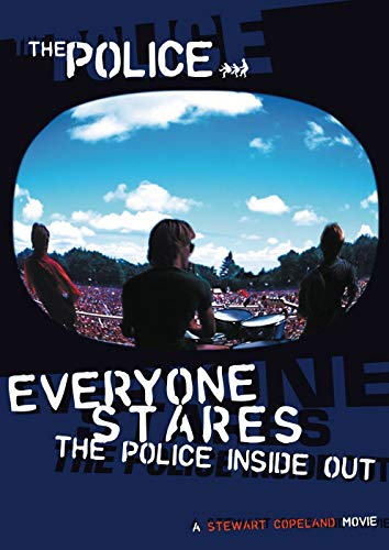 The Police Everyone Stares The Police Inside Out