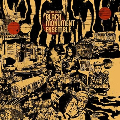 Damon Locks Black Monument Ensemble Where Future Unfolds