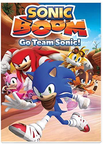Sonic Boom/Go Team Sonic@DVD@NR