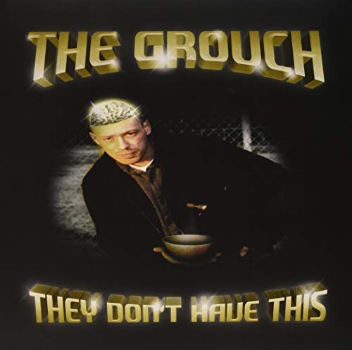 Grouch They Don't Have This 2 Lp Gold Vinyl .