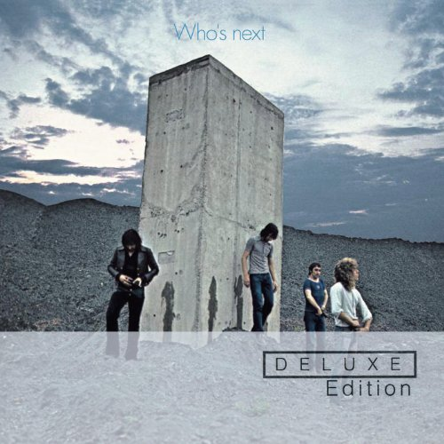The Who Who's Next Blue Vinyl