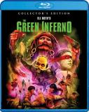 The Green Inferno Izzo Levy Burns Blu Ray R