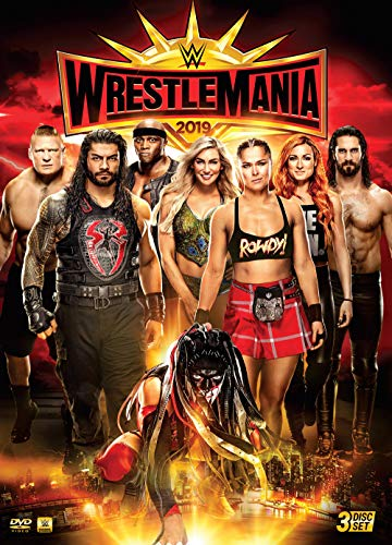 Wwe Wrestlemania 35 DVD Nr
