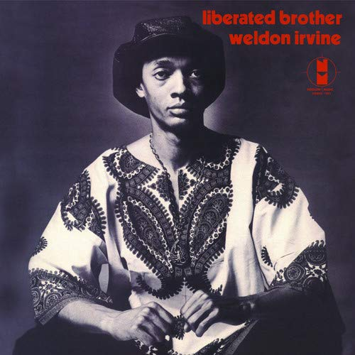Weldon Irvine Liberated Brother Lp