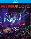 Gov't Mule Bring On The Music Live At The Capitol Theatre Blu Ray Stereo & 5.1 Mixes