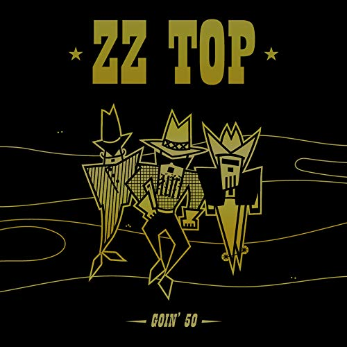 Zz Top Goin' 50 5lp