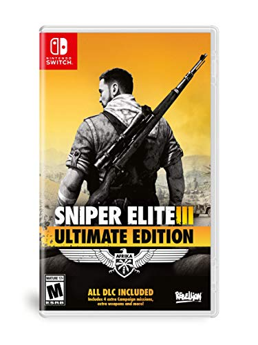 Nintendo Switch Sniper Elite 3 Ultimate Edition