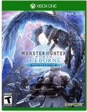 Xbox One Monster Hunter World Iceborne Master Edition