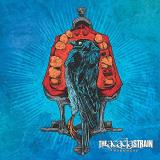 Acacia Strain Wormwood Light Blue With Aqua & Red Splattered Vinyl