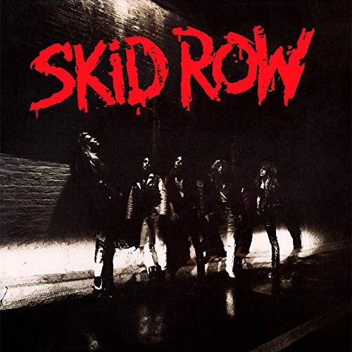 Skid Row Skid Row (red Vinyl) 180 Gram Translucent Red Vinyl Limited 30th Anniversary Edition)
