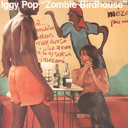 Iggy Pop Zombie Birdhouse