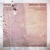 Brian Eno Apollo Atmospheres & Soundtracks 2 CD Hardcover Book Edition