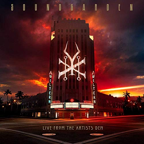 Soundgarden Live From The Artists Den 2 CD