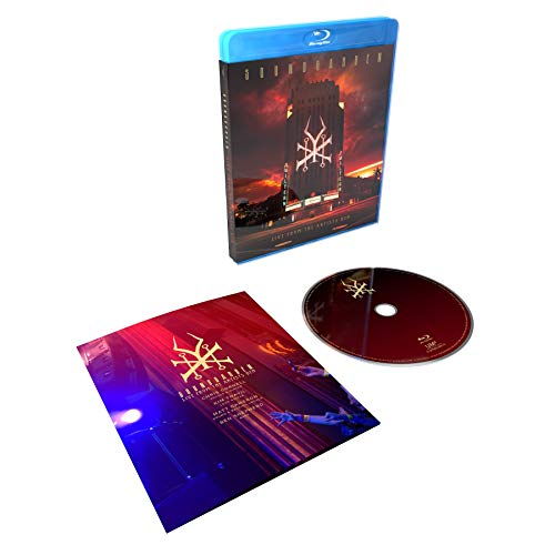 Soundgarden Live From The Artists Den 2 Disc Blu Ray