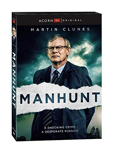 Manhunt Season 1 DVD Nr