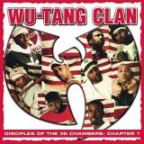 Wu Tang Clan Disciples Of The 36 Chambers Chapter 1 (live) Black Vinyl