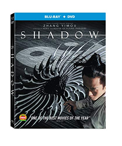 Shadow Shadow Blu Ray DVD