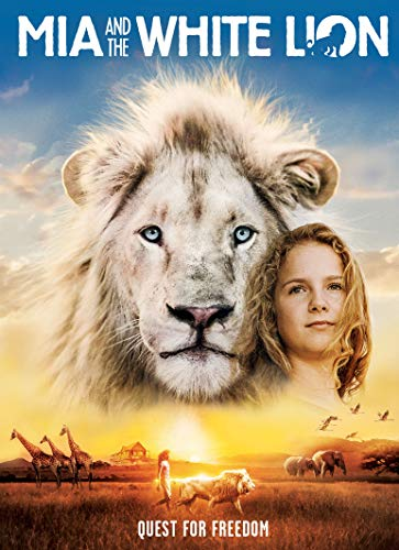 Mia & The White Lion De Villiers Laurent Kirkwood DVD Pg