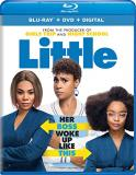 Little Hall Rae Blu Ray DVD Dc Pg13