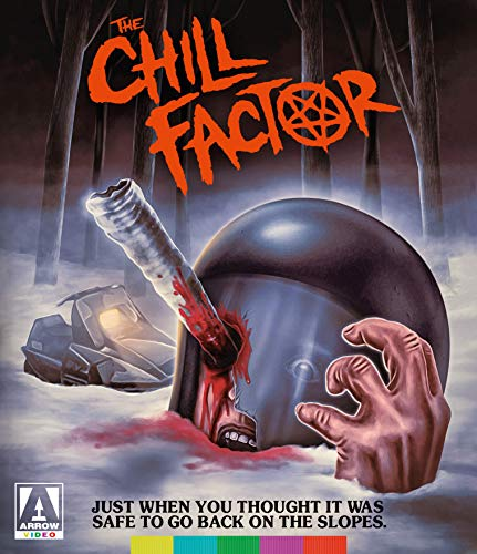 The Chill Factor Laurrie Kjenaas Blu Ray Nr