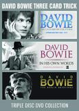 David Bowie Three Card Trick DVD Nr