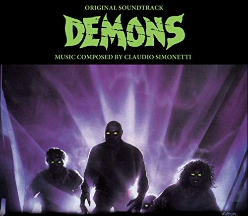 Demons Soundtrack Claudio Simonetti Remixed Lp