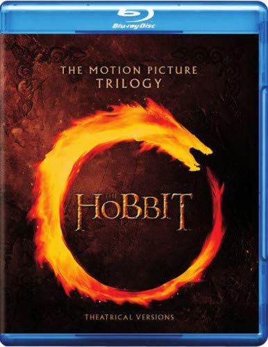 Hobbit Trilogy Blu Ray